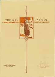 Page 7, 1932 Edition, Carbon High School - Carbon Yearbook (Price, UT) online yearbook collection
