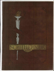 Page 1, 1933 Edition, South High School - Southerner Yearbook (Salt Lake City, UT) online yearbook collection