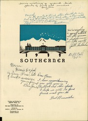Page 5, 1935 Edition, South High School - Southerner Yearbook (Salt Lake City, UT) online yearbook collection