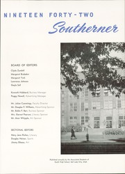 Page 5, 1942 Edition, South High School - Southerner Yearbook (Salt Lake City, UT) online yearbook collection