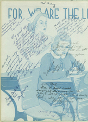 Page 2, 1951 Edition, South High School - Southerner Yearbook (Salt Lake City, UT) online yearbook collection