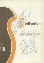 Page 7, 1951 Edition, South High School - Southerner Yearbook (Salt Lake City, UT) online yearbook collection