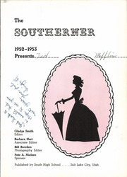 Page 7, 1953 Edition, South High School - Southerner Yearbook (Salt Lake City, UT) online yearbook collection