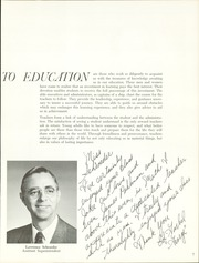 Page 11, 1962 Edition, South High School - Southerner Yearbook (Salt Lake City, UT) online yearbook collection