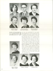 Page 16, 1962 Edition, South High School - Southerner Yearbook (Salt Lake City, UT) online yearbook collection