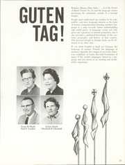 Page 17, 1962 Edition, South High School - Southerner Yearbook (Salt Lake City, UT) online yearbook collection