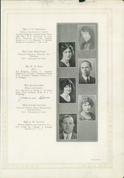 Page 17, 1927 Edition, Tooele High School - Yearbook (Tooele, UT) online yearbook collection