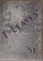 1951 Edition, Tooele High School - Yearbook (Tooele, UT)