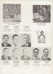 Page 13, 1953 Edition, Tooele High School - Yearbook (Tooele, UT) online yearbook collection