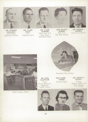 Page 14, 1953 Edition, Tooele High School - Yearbook (Tooele, UT) online yearbook collection
