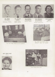 Page 15, 1953 Edition, Tooele High School - Yearbook (Tooele, UT) online yearbook collection