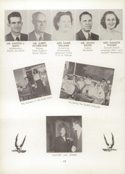 Page 16, 1953 Edition, Tooele High School - Yearbook (Tooele, UT) online yearbook collection