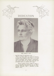 Page 7, 1953 Edition, Tooele High School - Yearbook (Tooele, UT) online yearbook collection
