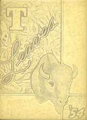 Page 1, 1954 Edition, Tooele High School - Yearbook (Tooele, UT) online yearbook collection