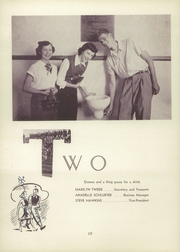 Page 16, 1954 Edition, Tooele High School - Yearbook (Tooele, UT) online yearbook collection