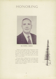 Page 7, 1954 Edition, Tooele High School - Yearbook (Tooele, UT) online yearbook collection