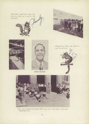 Page 9, 1954 Edition, Tooele High School - Yearbook (Tooele, UT) online yearbook collection