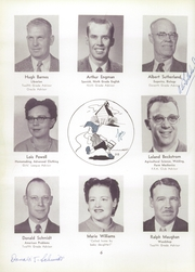 Page 10, 1956 Edition, Tooele High School - Yearbook (Tooele, UT) online yearbook collection