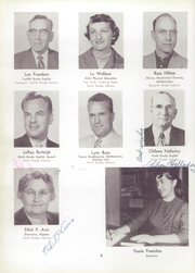 Page 12, 1956 Edition, Tooele High School - Yearbook (Tooele, UT) online yearbook collection