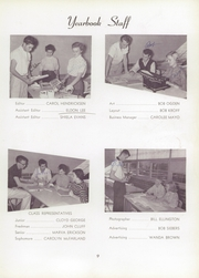 Page 13, 1956 Edition, Tooele High School - Yearbook (Tooele, UT) online yearbook collection