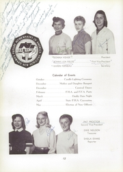 Page 16, 1956 Edition, Tooele High School - Yearbook (Tooele, UT) online yearbook collection