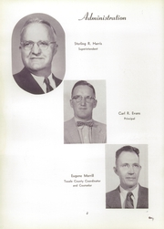 Page 8, 1956 Edition, Tooele High School - Yearbook (Tooele, UT) online yearbook collection