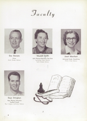 Page 9, 1956 Edition, Tooele High School - Yearbook (Tooele, UT) online yearbook collection