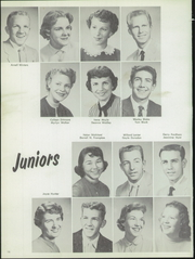 Pleasant Grove High School - Valkyrie Yearbook (Pleasant Grove, UT) online yearbook collection, 1956 Edition, Page 20