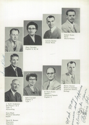 Page 12, 1954 Edition, Spanish Fork High School - Yearbook (Spanish Fork, UT) online yearbook collection