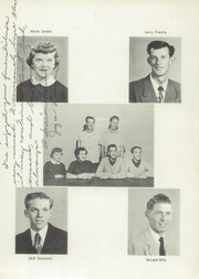 Page 15, 1954 Edition, Spanish Fork High School - Yearbook (Spanish Fork, UT) online yearbook collection