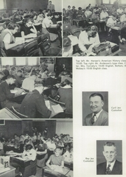 Page 16, 1954 Edition, Spanish Fork High School - Yearbook (Spanish Fork, UT) online yearbook collection