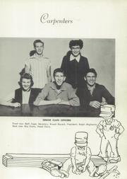 Page 17, 1954 Edition, Spanish Fork High School - Yearbook (Spanish Fork, UT) online yearbook collection