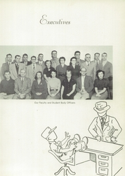 Page 9, 1954 Edition, Spanish Fork High School - Yearbook (Spanish Fork, UT) online yearbook collection