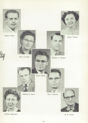 Page 13, 1956 Edition, Spanish Fork High School - Yearbook (Spanish Fork, UT) online yearbook collection