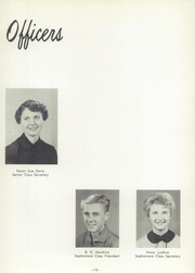 Page 17, 1956 Edition, Spanish Fork High School - Yearbook (Spanish Fork, UT) online yearbook collection