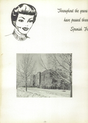 Page 6, 1956 Edition, Spanish Fork High School - Yearbook (Spanish Fork, UT) online yearbook collection