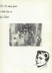 Page 7, 1956 Edition, Spanish Fork High School - Yearbook (Spanish Fork, UT) online yearbook collection