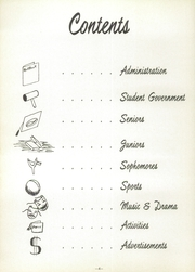 Page 8, 1956 Edition, Spanish Fork High School - Yearbook (Spanish Fork, UT) online yearbook collection