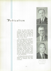 Page 14, 1941 Edition, Springville High School - L Artiste Yearbook (Springville, UT) online yearbook collection