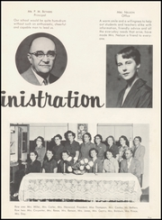 Page 11, 1954 Edition, Cedar City High School - Cedarian Yearbook (Cedar City, UT) online yearbook collection