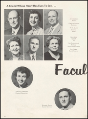 Page 12, 1954 Edition, Cedar City High School - Cedarian Yearbook (Cedar City, UT) online yearbook collection