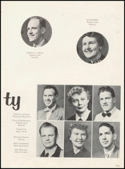 Page 13, 1954 Edition, Cedar City High School - Cedarian Yearbook (Cedar City, UT) online yearbook collection