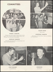 Page 15, 1954 Edition, Cedar City High School - Cedarian Yearbook (Cedar City, UT) online yearbook collection