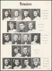 Page 17, 1954 Edition, Cedar City High School - Cedarian Yearbook (Cedar City, UT) online yearbook collection