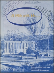 Page 3, 1954 Edition, Cedar City High School - Cedarian Yearbook (Cedar City, UT) online yearbook collection