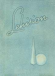 Page 1, 1939 Edition, Lehi High School - Lehision Yearbook (Lehi, UT) online yearbook collection