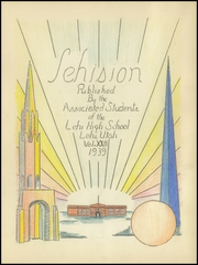 Page 5, 1939 Edition, Lehi High School - Lehision Yearbook (Lehi, UT) online yearbook collection