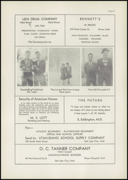 Page 57, 1940 Edition, Lehi High School - Lehision Yearbook (Lehi, UT) online yearbook collection