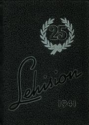 Lehi High School - Lehision Yearbook (Lehi, UT) online yearbook collection, 1941 Edition, Page 1
