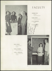 Page 10, 1952 Edition, Lehi High School - Lehision Yearbook (Lehi, UT) online yearbook collection